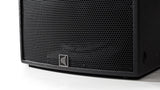 SCX1253 15 Inch 3-Way 1600W Speaker Close up Bottom Logo