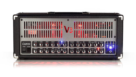 Carvin V3 Series Tube Guitar Amplifiers