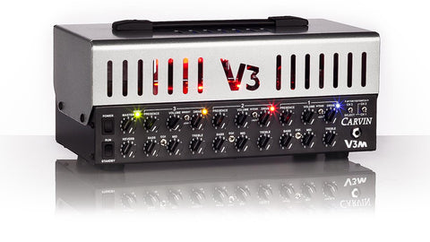 Carvin V3M Micro Series Tube Guitar Amplifiers