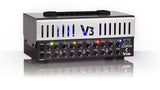 V3M 3 Channel All Tube Micro Head Angled Front