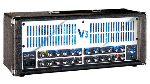 V3PSS, Stainless Steel Front panel option
