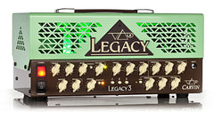 Steve Vai Legacy 3 Green top, VL300-G, tube amplifier
