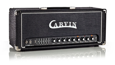 Carvin X100B Series Guitar Amplifiers