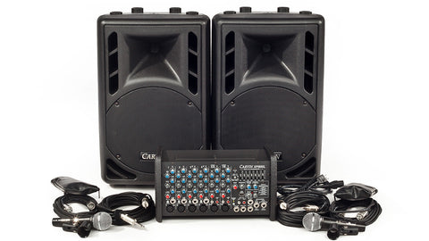 XP800L-PM10 6 Channel PA System