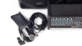 2 M50 Mics & Cables and C50S Cables
