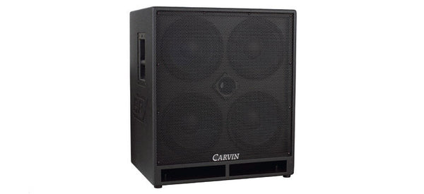 BRx, and MBE Bass Cabinets