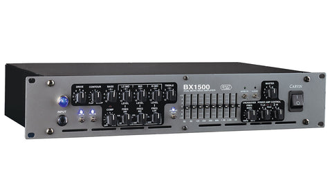 BX1500 Lightweight 1500W Bass Amp Head