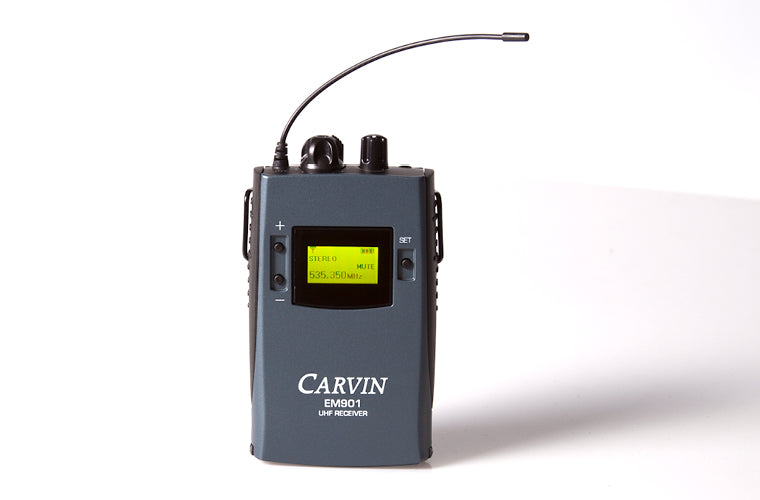Carvin EM901 belt pack for EM900 In-Ear Monitor System