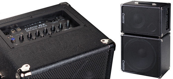 MB1015 Micro Bass Amp Stack