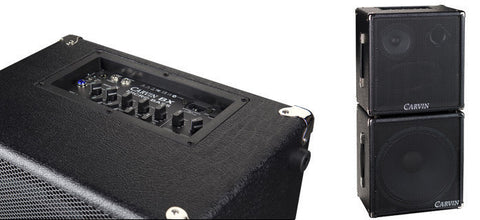 MB1215 Micro Bass Amp 3-Way Neo Stack