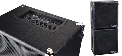 MB1515 Micro Bass Amp Stack