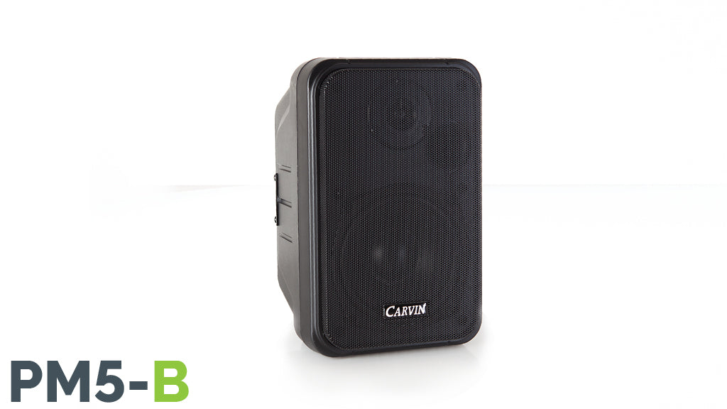 Carvin PM5-B Indoor Outdoor speaker
