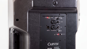 CARVIN QX15A 1000 WATT ACTIVE 15-INCH LOUDSPEAKER WITH DSP PROCESSING