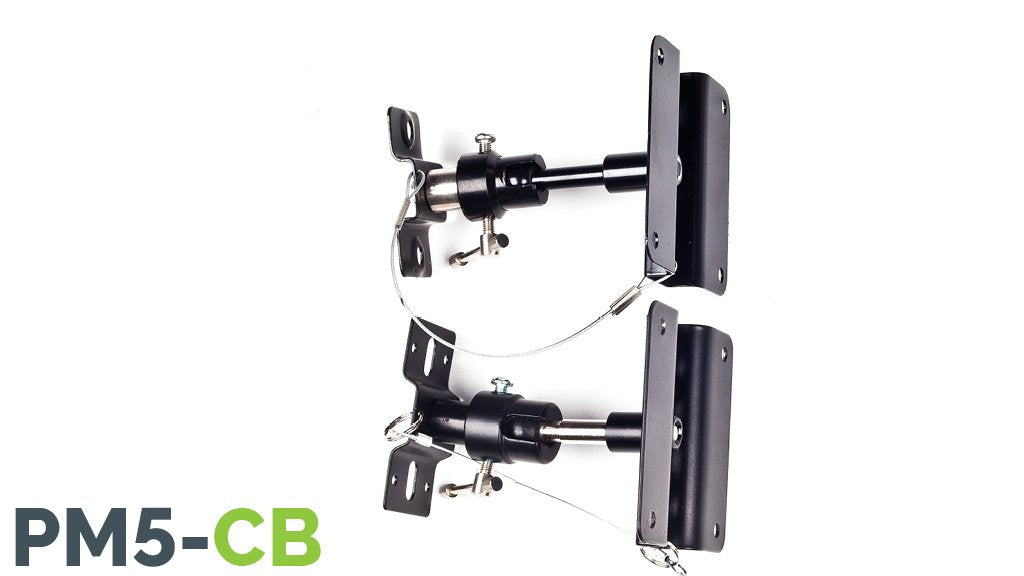 PM5-CB Wall/Ceiling Mount for PM5 Reference Spot Monitors (1 PAIR) Zoom Out