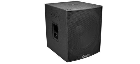 SCX1118A 18 Inch 1400W Powered Subwoofer