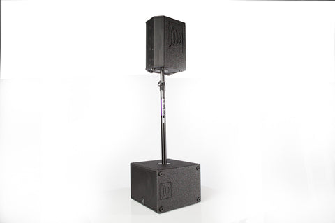 SS50T M20 Thread Base Speaker Pole (speakers sold separately)