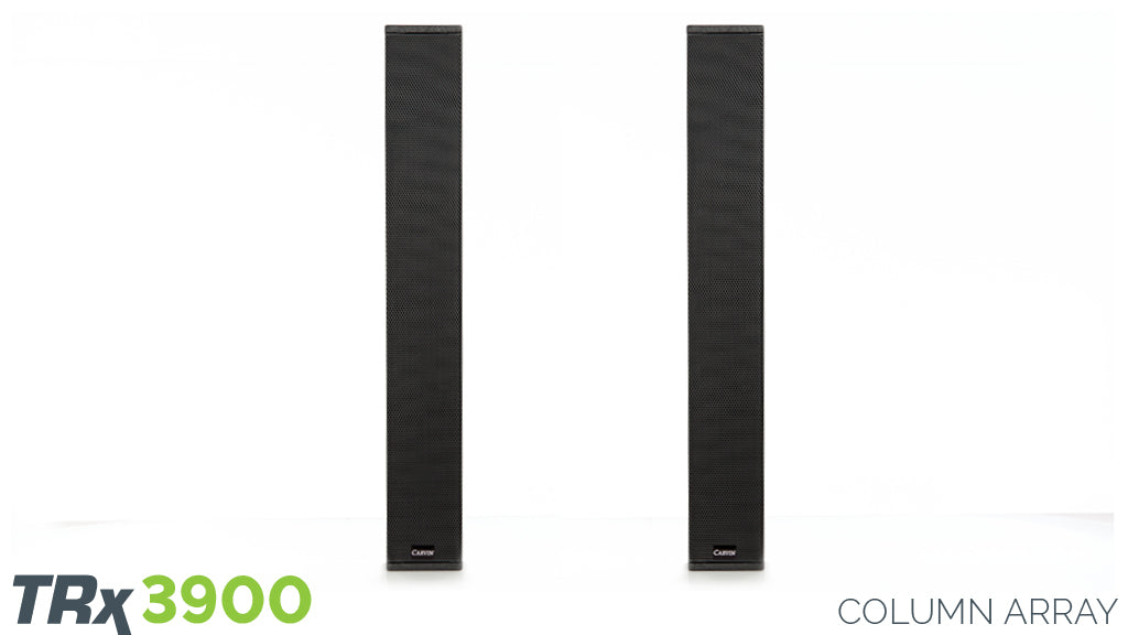 TRx3900 3.5-Inch Column Array Loudspeaker Pair