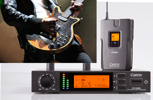 carvin ux1200bgt wireless guitar and bass system
