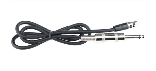 uxgt  4 in  guitar cable for wireless systems