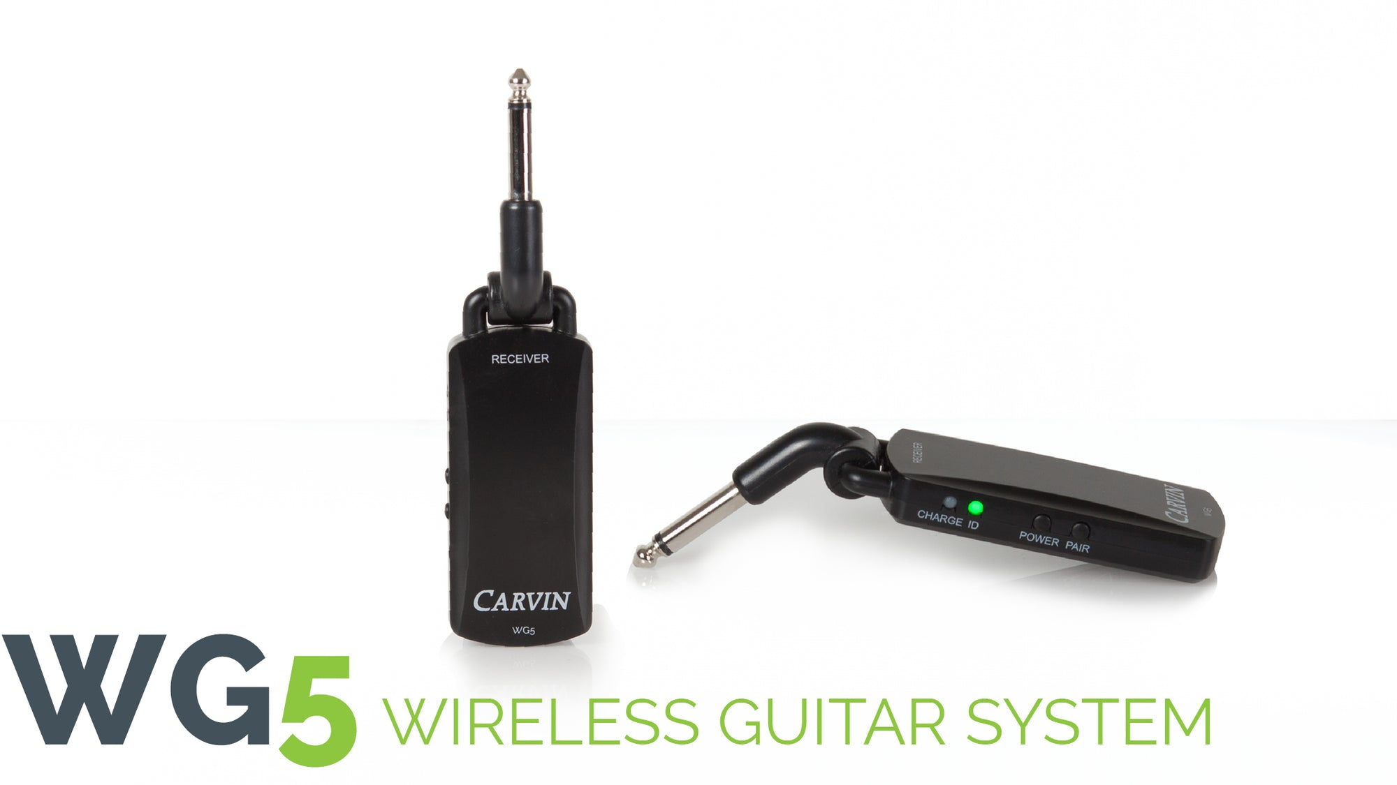 carvin wg5 5.8 GHz wireless guitar and bass system