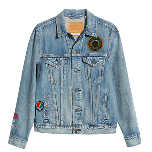 American Beauty Levi's Vintage Trucker Jacket