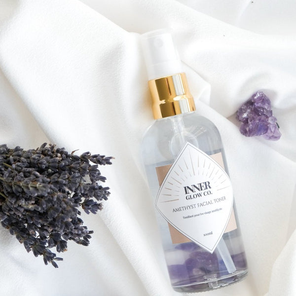 Amethyst Facial Oil