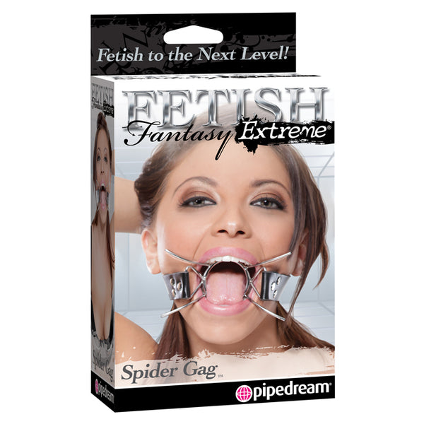 Pipedream Products Fetish Fantasy Extreme Spider Gag