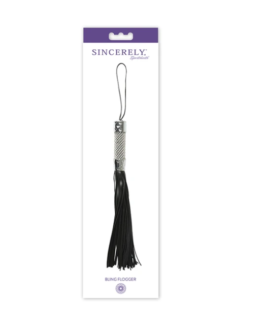 SportSheets Sincerely Bling Flogger