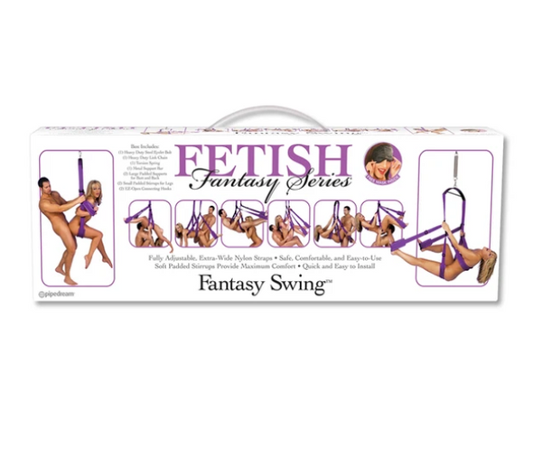 Pipedream Products Purple Fetish Fantasy Swing
