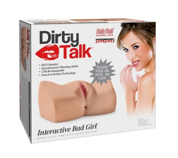 Pipedream Products Dirty Talk Interactive Bad Girl