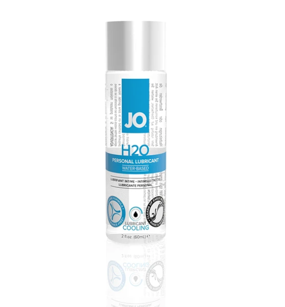 System JO H2O COOLING Water Based Lubricant