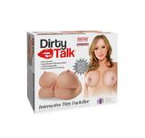 Pipedream Products Dirty Talk Interactive Titty Fuck-Her