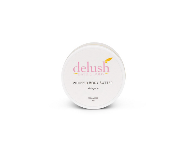 Delush Whipped Body Butter