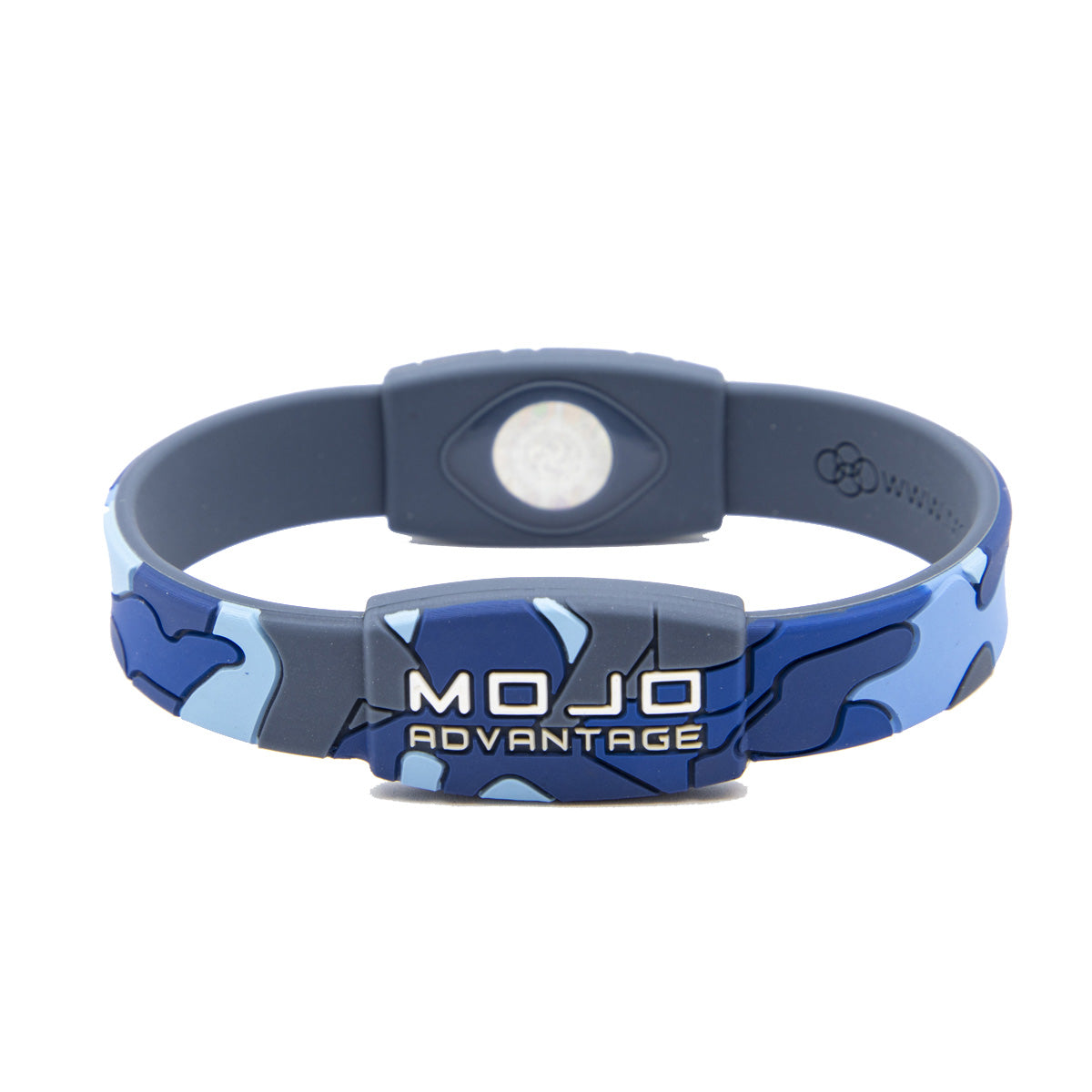 Advantage Elite Camo Double Disc Wristband