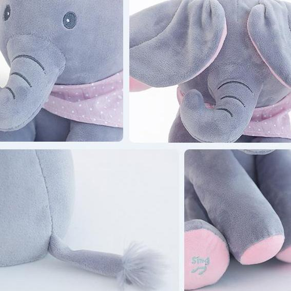 Super Éléphant qui chante - Boutique Maman