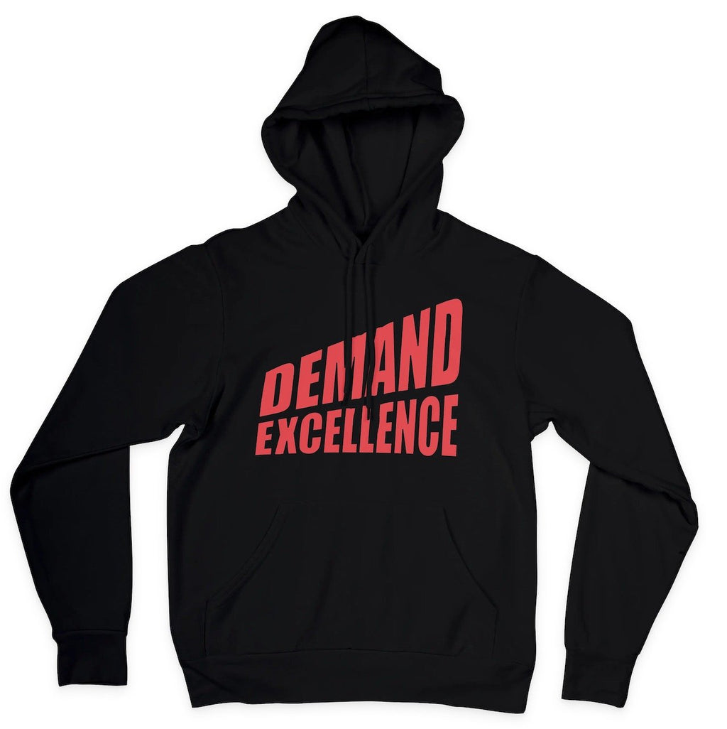 Elena Delle Donne Black Demand Excellence Hoodie
