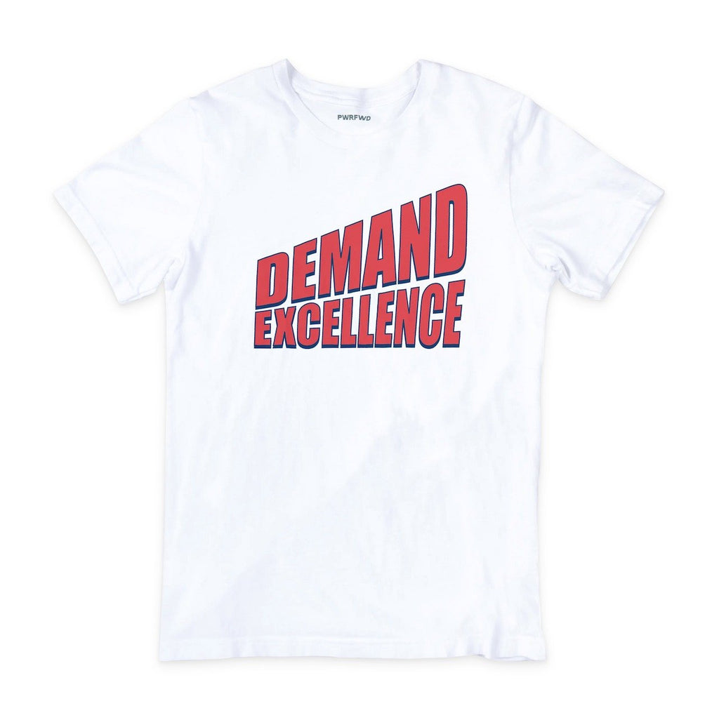Elena Delle Donne White Demand Excellence Tee