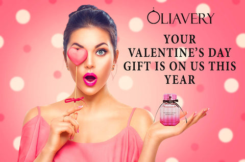 Enter to win our Valentine's Day giveaway contest. Free Cologne or Perfume