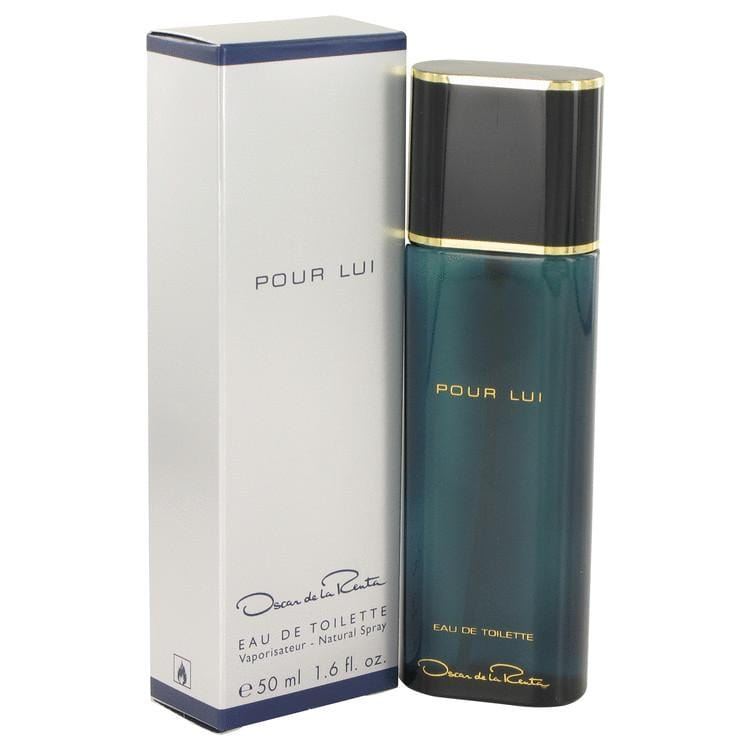 Oscar Pour Lui by Oscar de la Renta Eau De Toilette Spray for Men