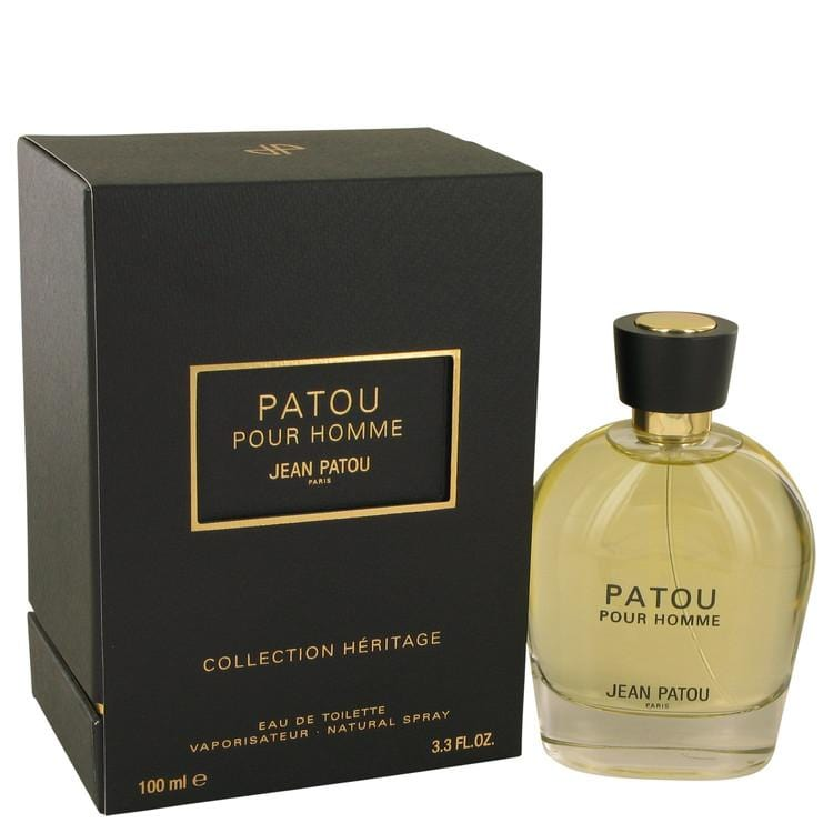 Patou Pour Homme by Jean Patou After Shave Balm 4 oz for Men - Oliavery