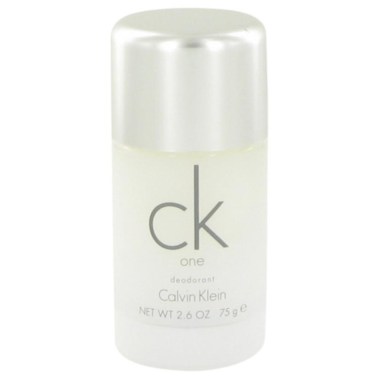 CK ONE by Calvin Klein Deodorant Stick 2.6 oz for Men - Oliavery