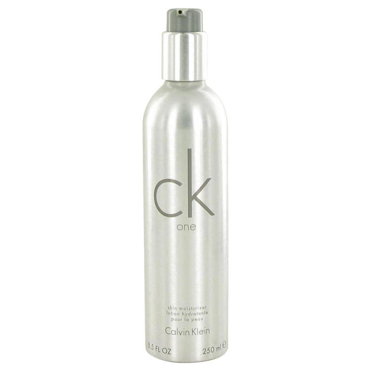 CK ONE by Calvin Klein Body Lotion- Skin Moisturizer 8.5 oz for Men - Oliavery