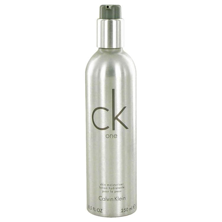 CK ONE by Calvin Klein Body Lotion- Skin Moisturizer (Unisex) 8.5 oz for Women - Oliavery