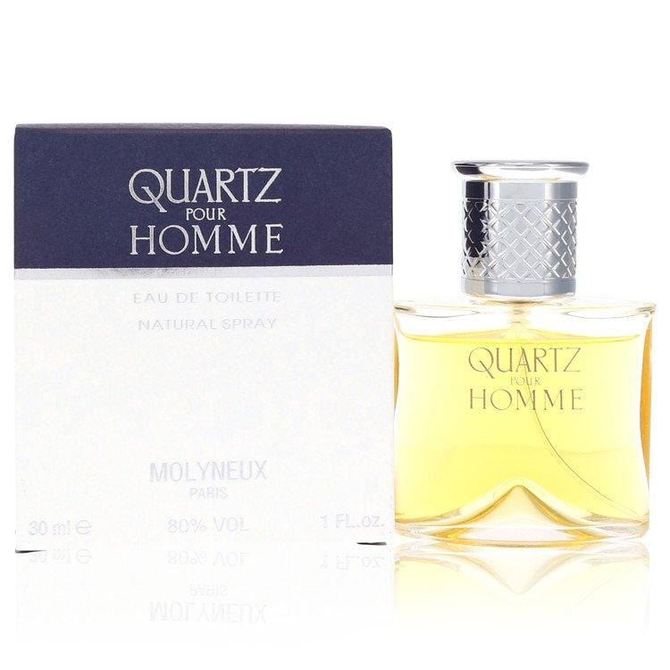 QUARTZ by Molyneux Eau De Toilette Spray 1 oz for Men - Oliavery
