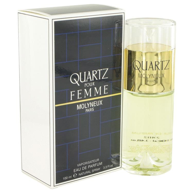 QUARTZ by Molyneux Eau De Parfum Spray 3.4 oz for Women - Oliavery