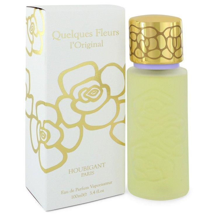 QUELQUES FLEURS by Houbigant Eau De Parfum Spray for Women - Oliavery