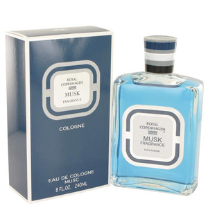 ROYAL COPENHAGEN MUSK by Royal Copenhagen Cologne 8 oz for Men - Oliavery