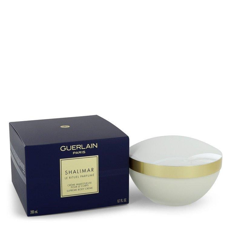 SHALIMAR by Guerlain Body Cream 7 oz for Women - Oliavery