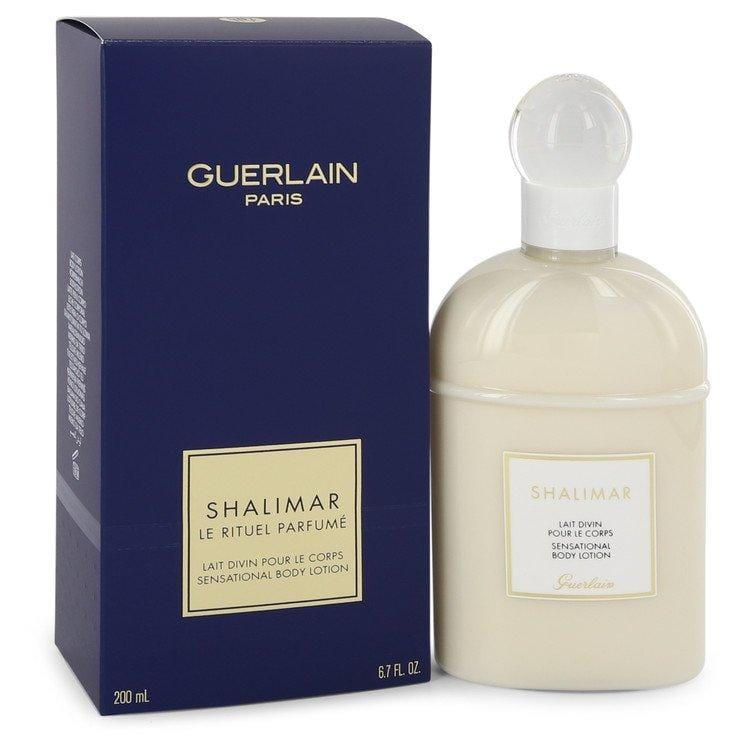 SHALIMAR by Guerlain Body Lotion 6.7 oz for Women - Oliavery