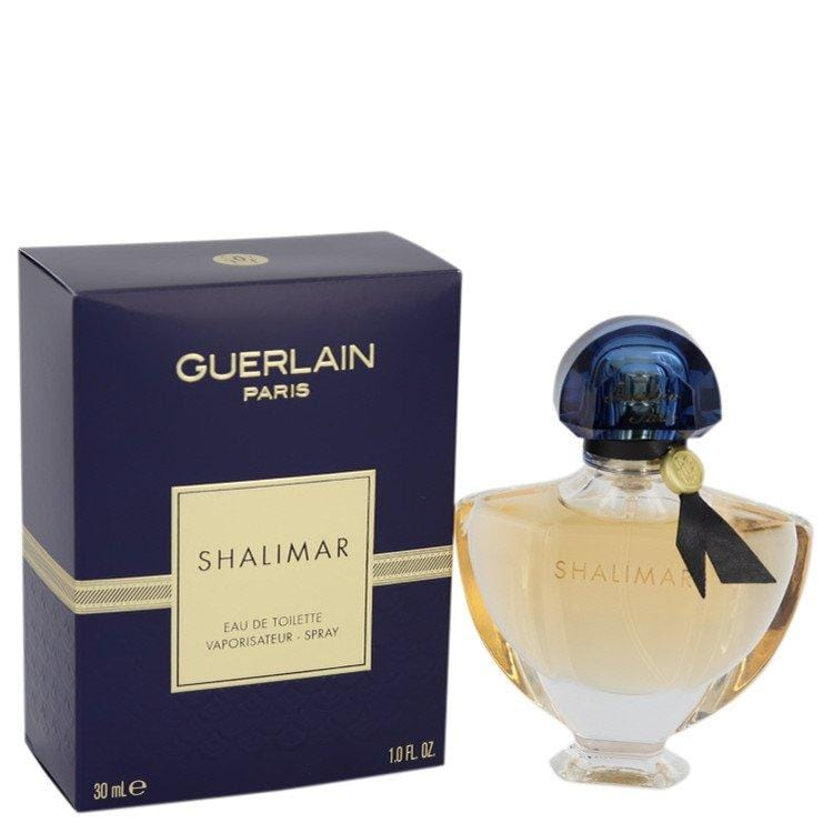 SHALIMAR by Guerlain Eau De Toilette Spray for Women - Oliavery